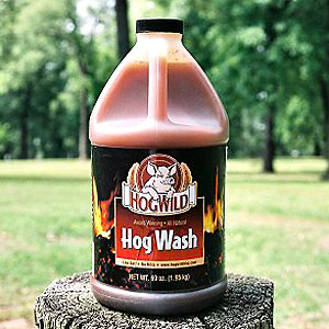 Hog Wash Marinade, Memphis Style BBQ Marinade - Hog Wild Real Memphis BBQ Hog Wash