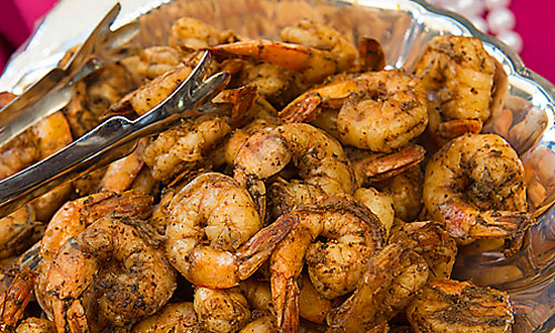 HW Grilled Shrimp